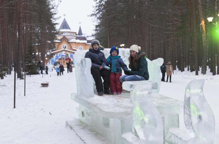 Вологодская область, Великий Устюг, Резиденция Деда Мороза