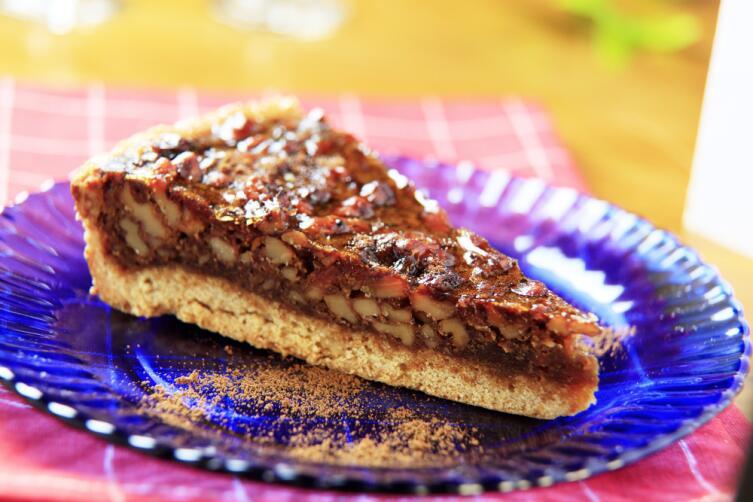 Пекановый пирог