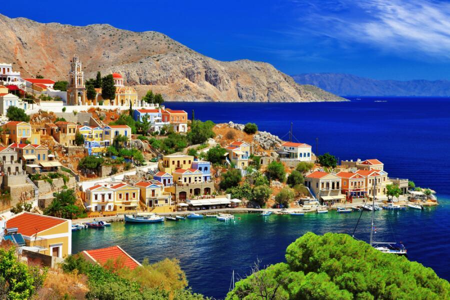 Греция, о. Сими