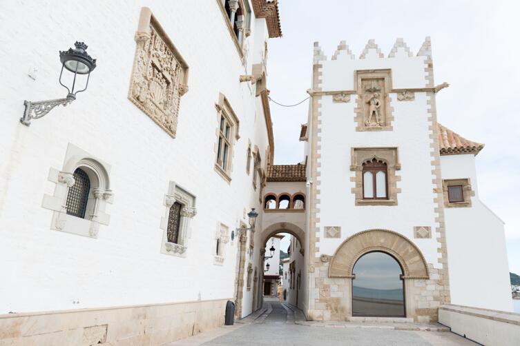 Дворец Марисель