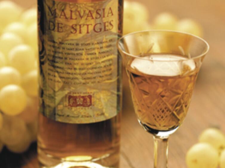 Вино Malvasia de Sitges