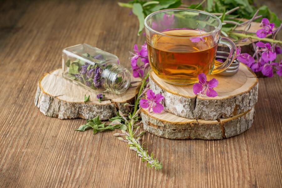 Как заготовить иван-чай на всю зиму?