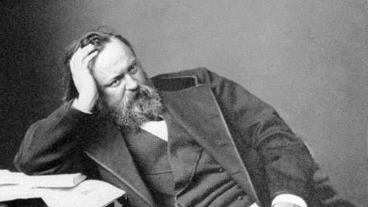 Александр Герцен, ок. 1861 г.