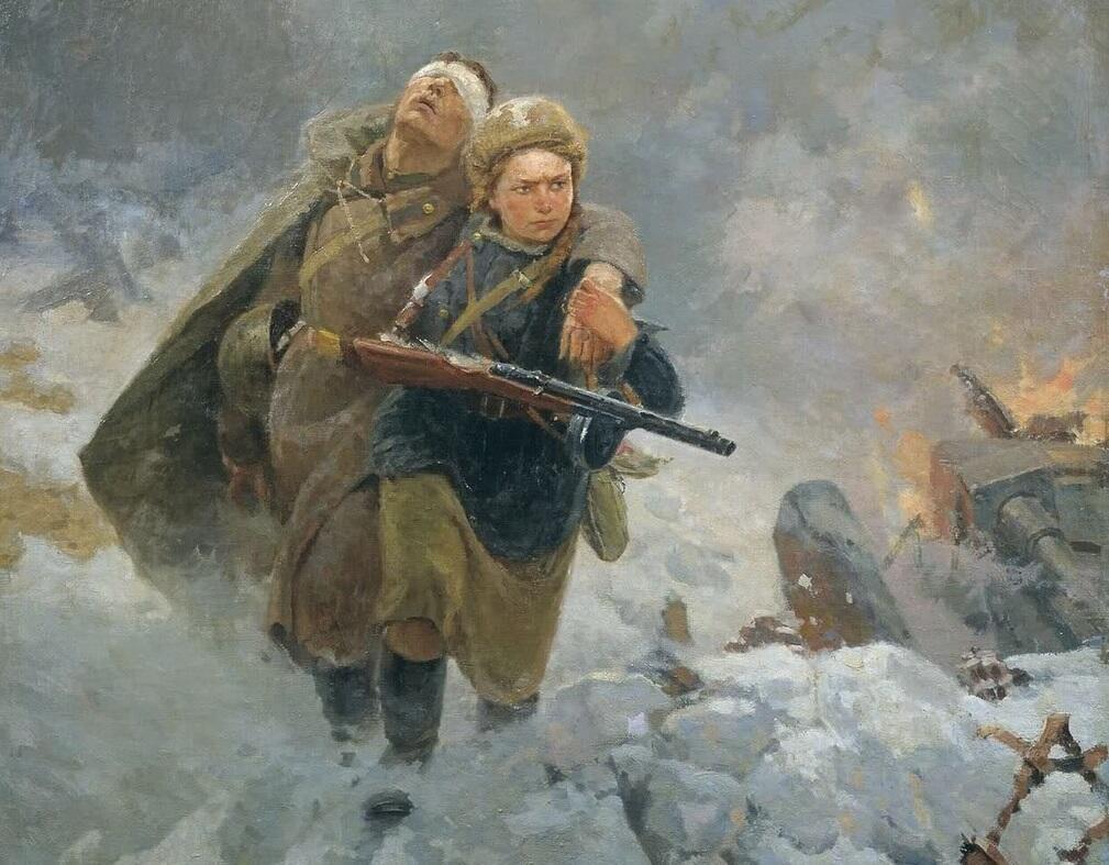 «Не женское» лицо Великой Отечественной. На какую судьбу были обречены девушки в войну?