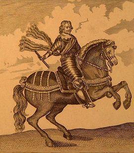 Александр Ульянович Лесли - русский генерал шотландского происхождения, смоленский воевода