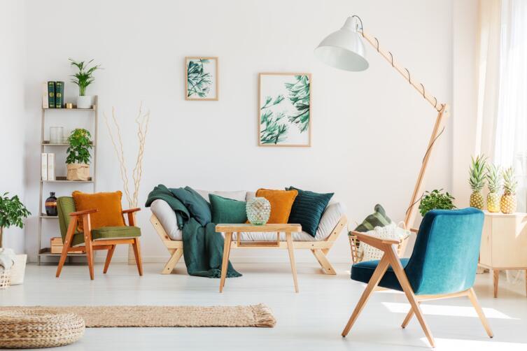 Дизайн интерьера. Какие тенденции характерны для 2018 года?