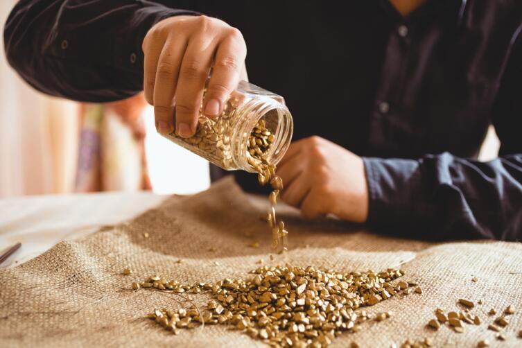 Как государство добывает золото?