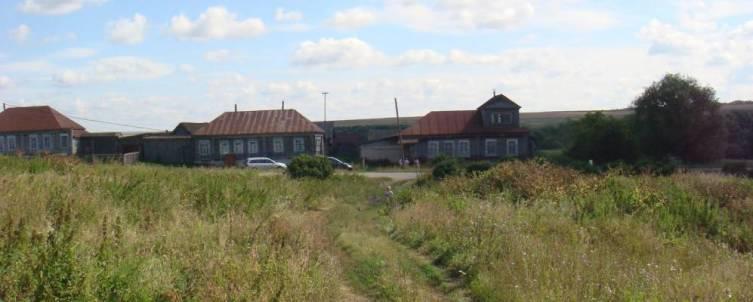 Село Старое Погорелово, Ульяновская область