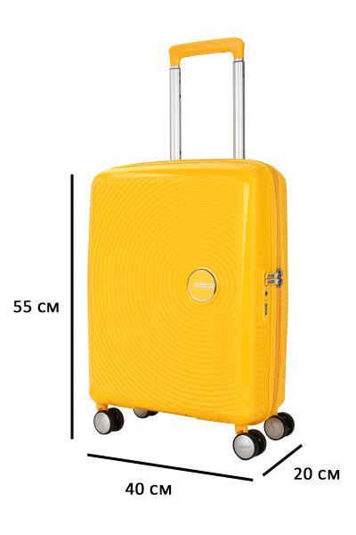 Какой чемодан можно брать в ручную кладь?