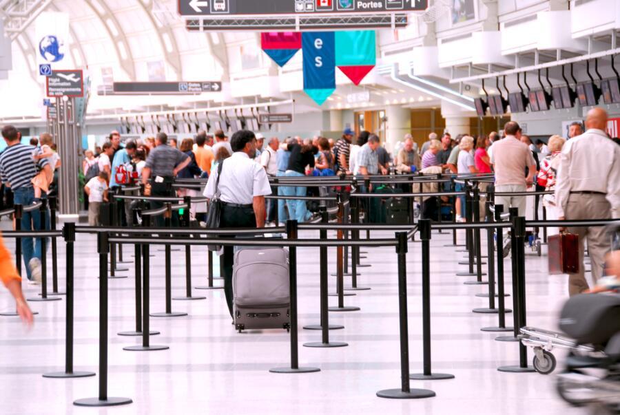 Зачем в аэропорту этамайзер?