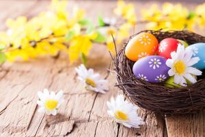 Светлая Пасха 2018: почему яйца красные, зачем печь кулич и делать пасху?
