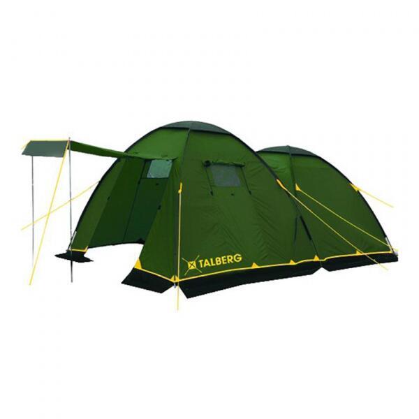 Как выбрать палатку для похода?