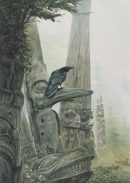 Джон Хау, «Черный ворон»