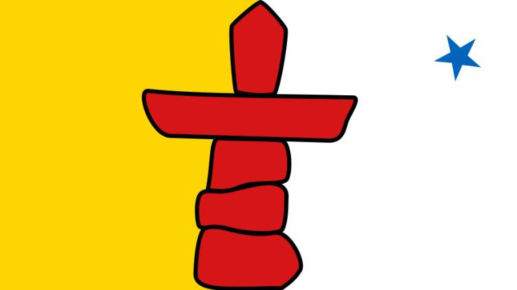 Флаг Нунавута