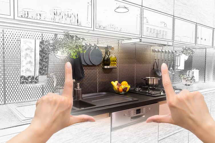 Что такое креативные кухни и как они выглядят?
