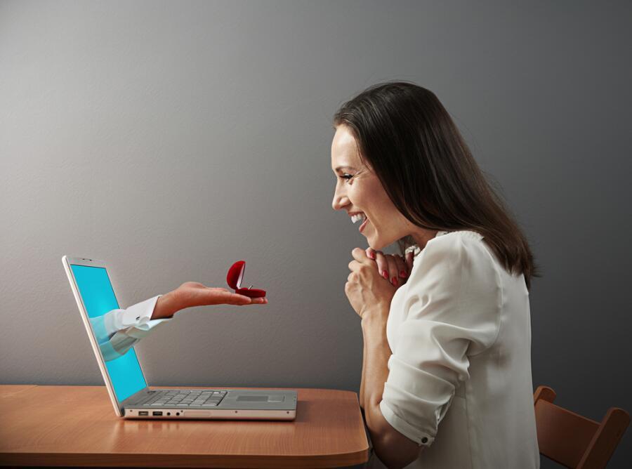 Можно ли доверять сайтам знакомств? Мой ласковый и нежный Интернет. Часть 5. Джордж
