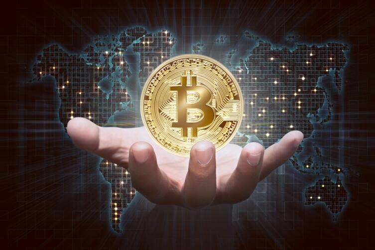 Картинка виртуальных денег