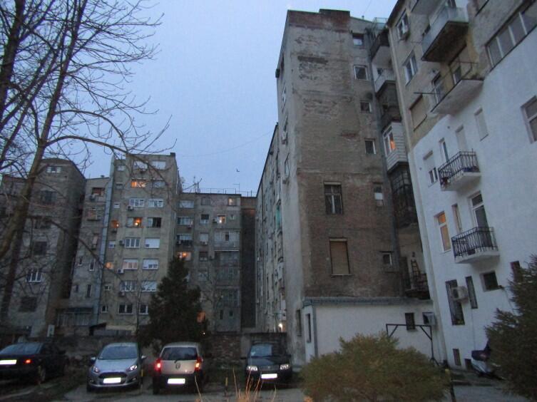 Белградский дворик
