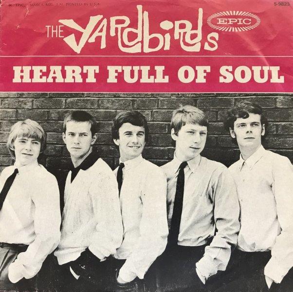 Как Грэм Гоулдмэн подарил группе THE YARDBIRDS целых три хита?