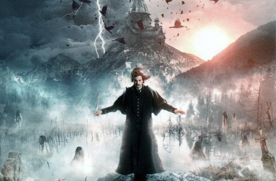 Фрагмент постера фильма «Гоголь. Вий», 2018 г.