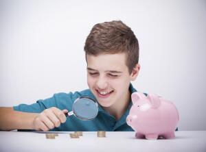 Что ребенок должен знать о деньгах?