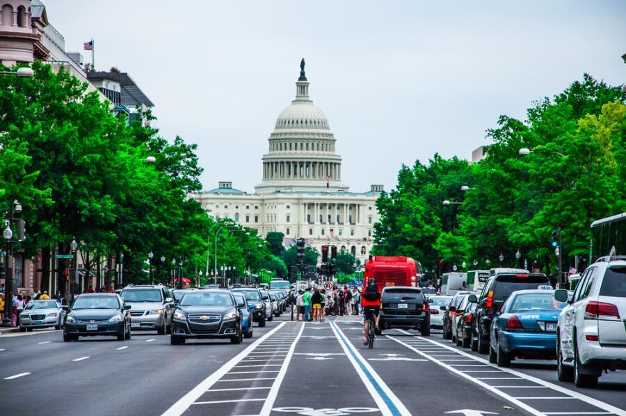 Город Вашингтон, США