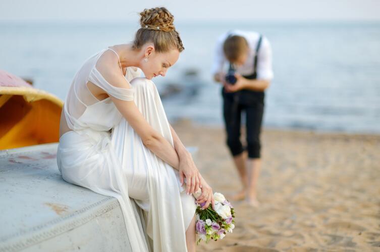 Как провести тематическую свадебную фотосессию?