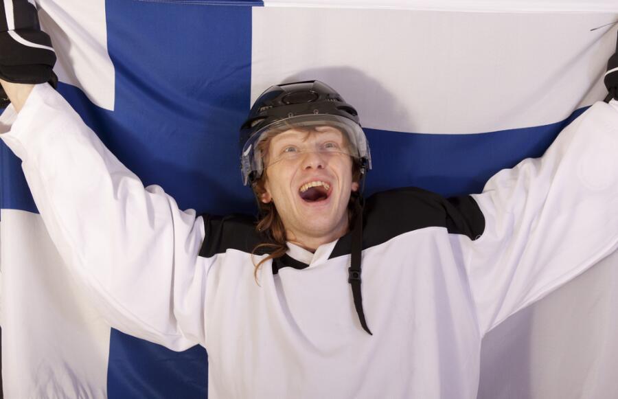Какие же они, горячие финские парни?