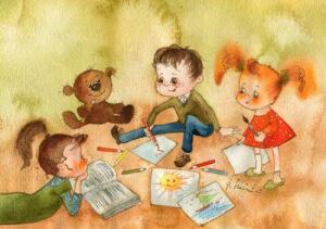 Как научиться радовать и поддерживать себя? Займитесь рисованием!