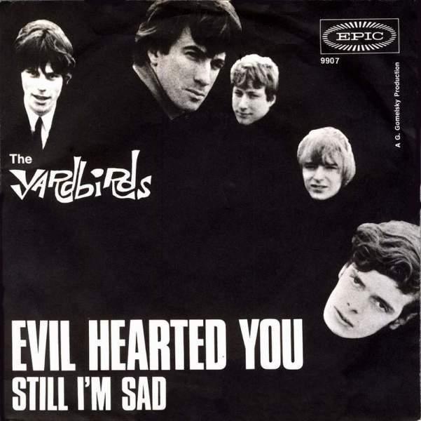 Как группа THE YARDBIRDS начала писать собственные хиты?