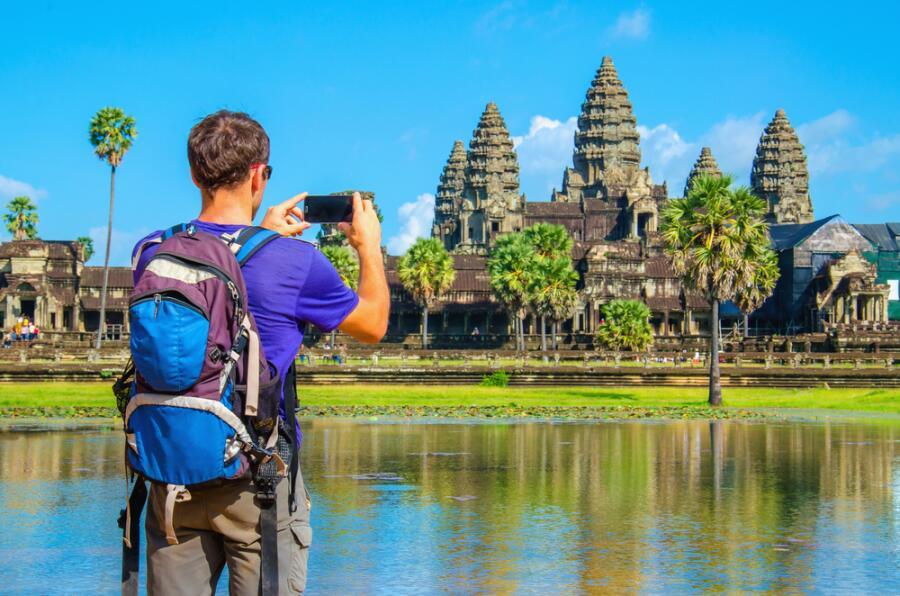 Что едят в Камбодже?