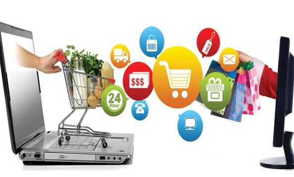 Веб-шопинг
