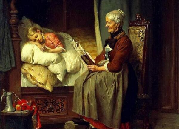 Что даёт ребёнку чтение на ночь?
