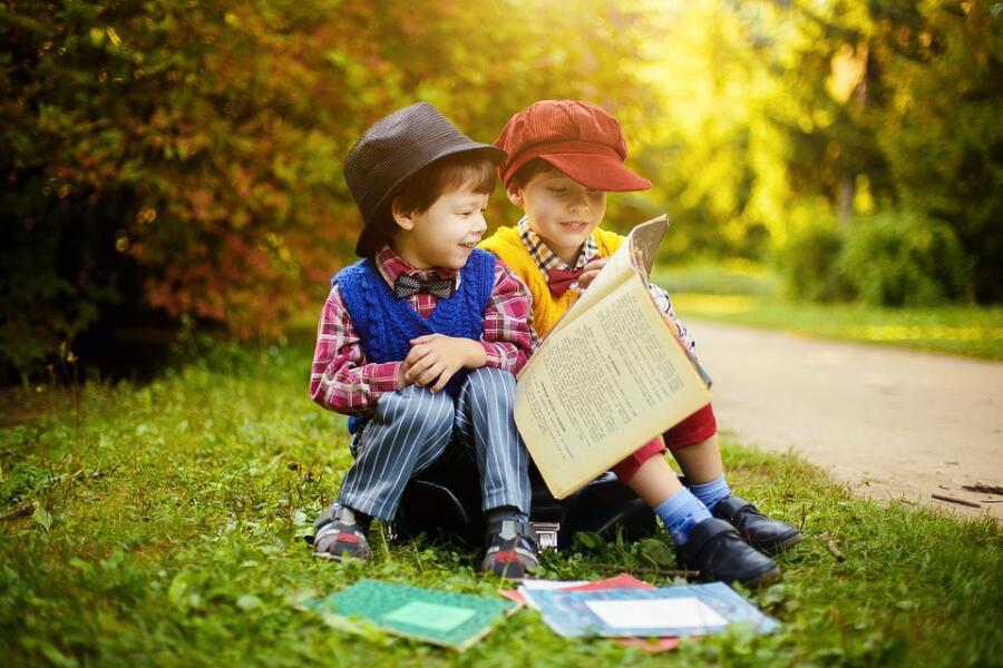 Чтение – вот лучшее учение?