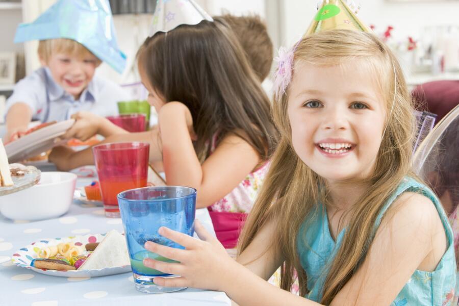 Какие угощения можно приготовить для детского праздника?