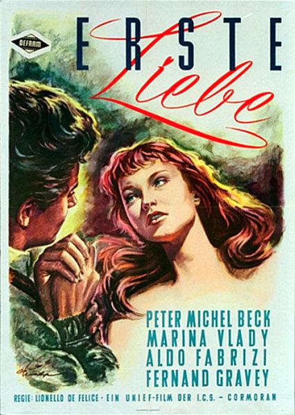 Постер фильма «Первая любовь»