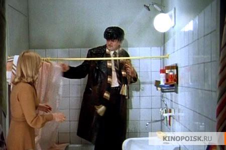 Надя и Ипполит, «Тёпленькая пошла». Фильм «Ирония судьбы, или С легким паром!», 1975г.