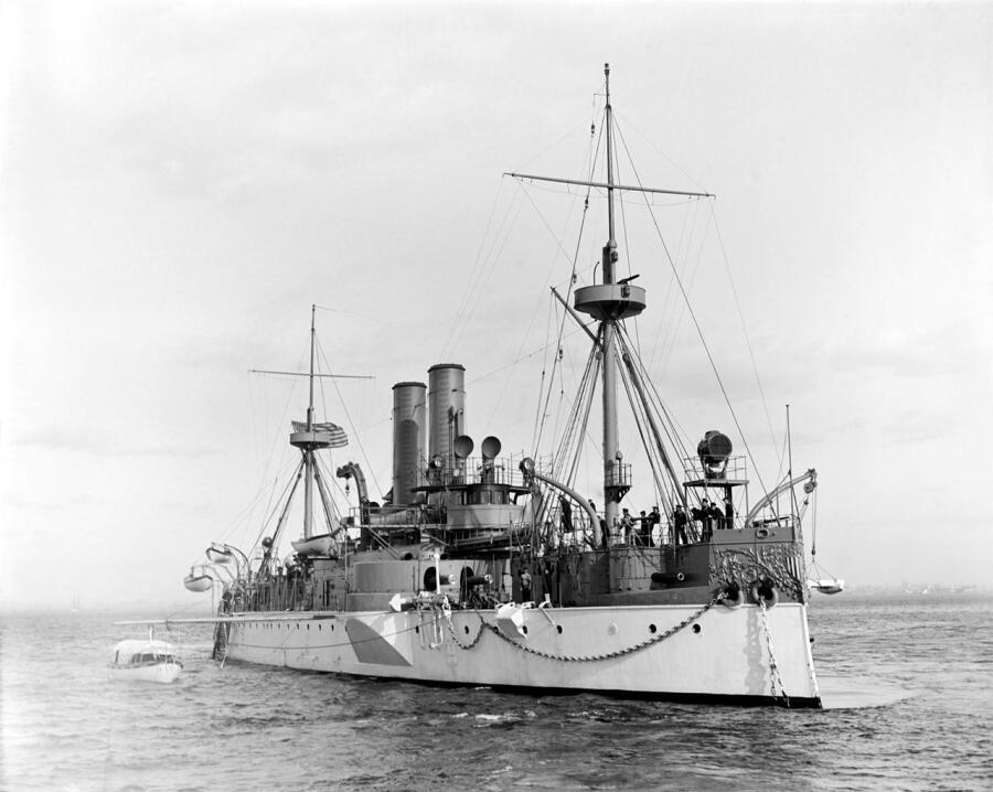 Броненосный крейсер «Мэн»