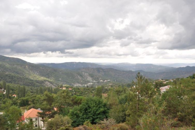 Окрестности деревни Шир
