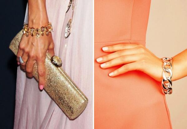 Как носить золотой браслет? Изящное украшение для завершения образа
