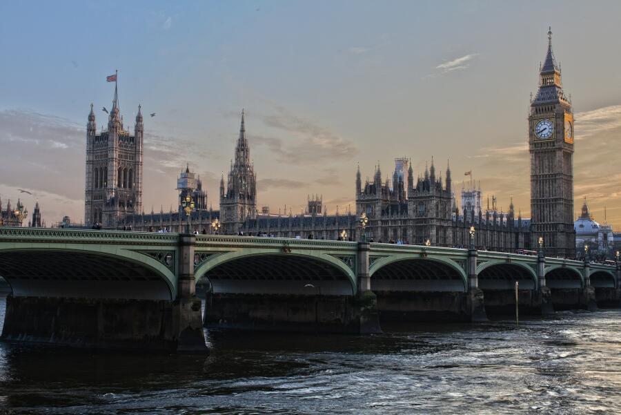 Лондон, Тауэрский мост