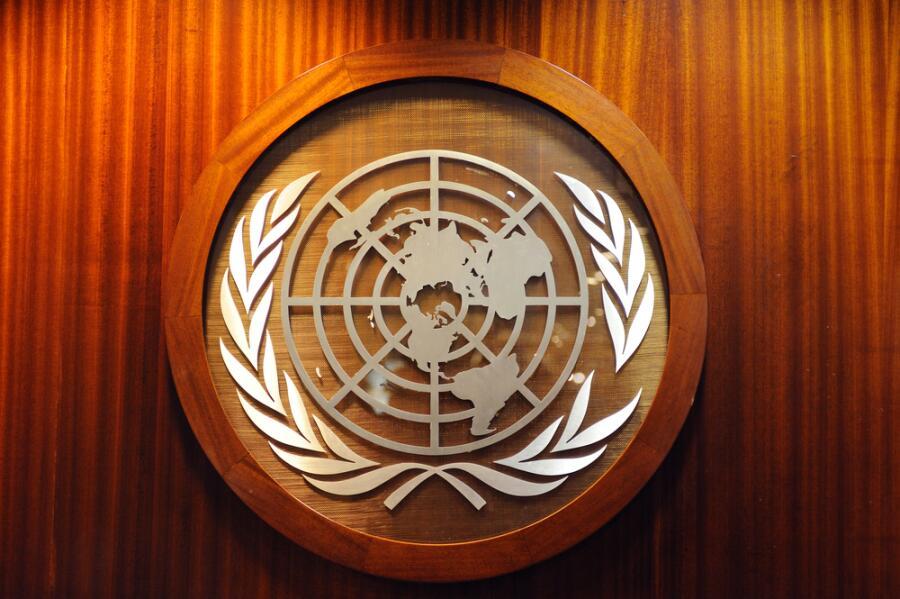 Эмблемы Организации Объединенных Наций