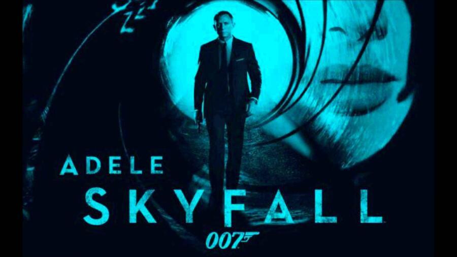 Какова история хитов Адель «Skyfall» и «Hello»?