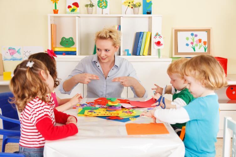 Частный детский сад стал доступнее благодаря материнскому капиталу