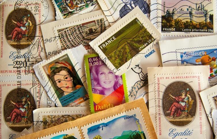 Будут ли еще необходимы марки для почтовых отправлений?