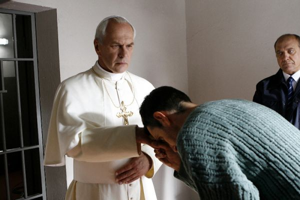 Алексей Гуськов в роли Иоанна Павла II