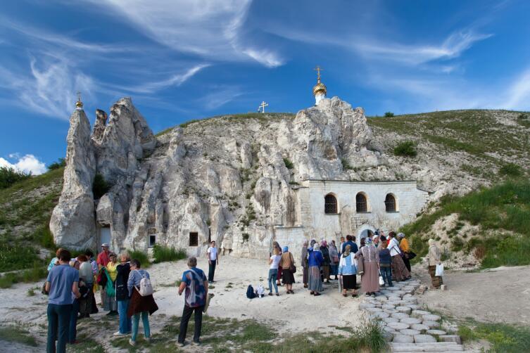 Дивногорский Успенский монастырь