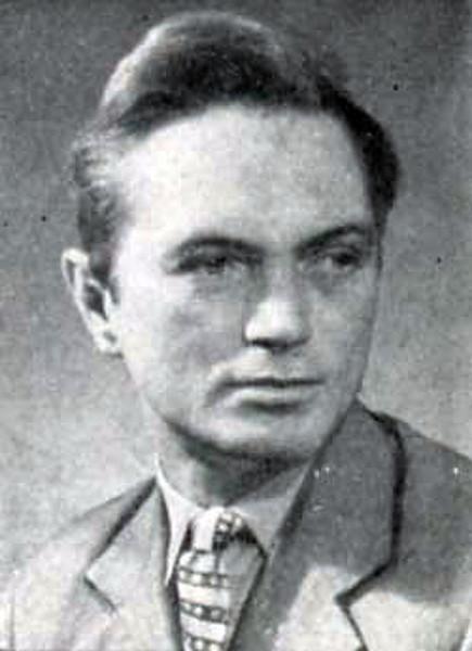 Конец 1950-х годов. Пока еще Анатолий Мицкевич, не Днепров