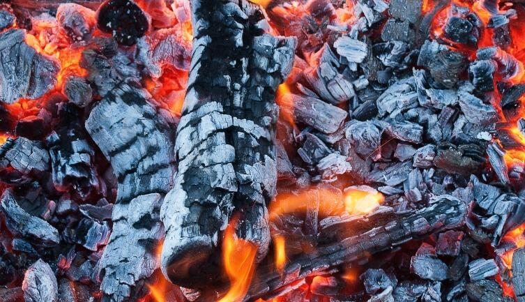 Жареное на углях мясо — искусство!