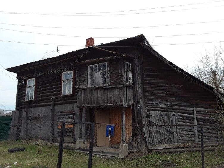 Жилой дом в Кимрах